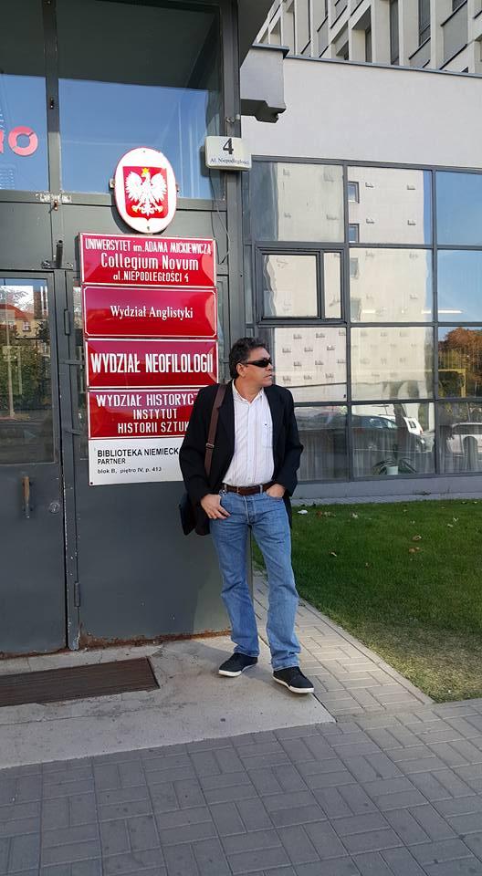 03 Universidad Adam Mickiewicz, Poznan